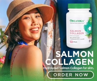 salmon collagen rejuvenate skin